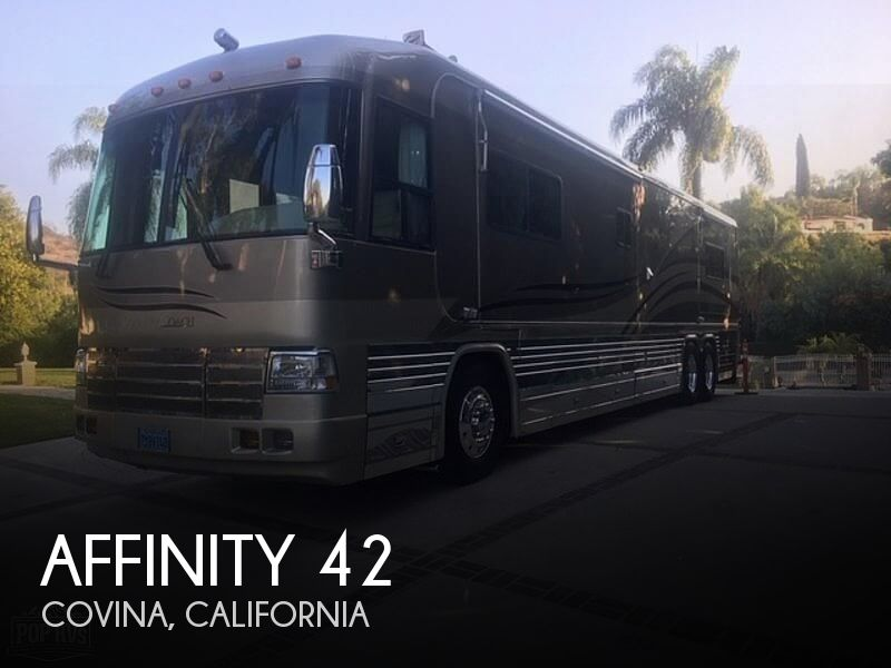 2002 Country Coach Affinity 42