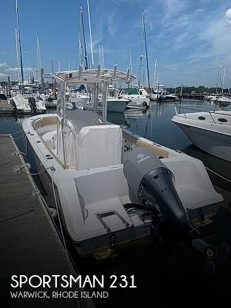 Used Sportsman Boats For Sale by owner | 2017 Sportsman 23