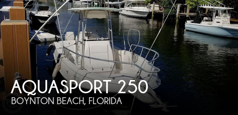 Used Aquasport Boats For Sale by owner | 1999 Aquasport 250 Osprey