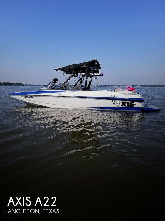 Used Axis Boats For Sale by owner | 2013 Axis A22