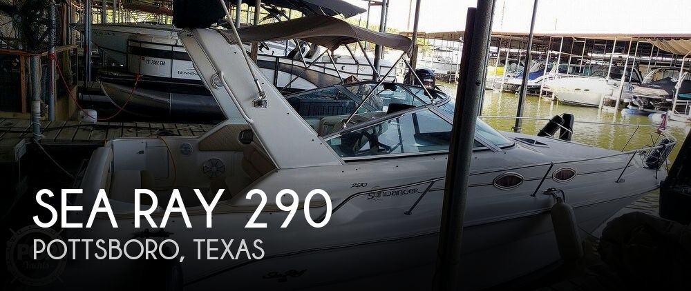 Used Sea Ray Boats For Sale in Texas by owner | 1997 Sea Ray Sundancer 290