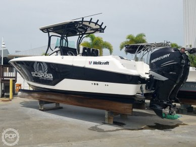 Scarab 262 Offshore, 26', for sale - $114,495