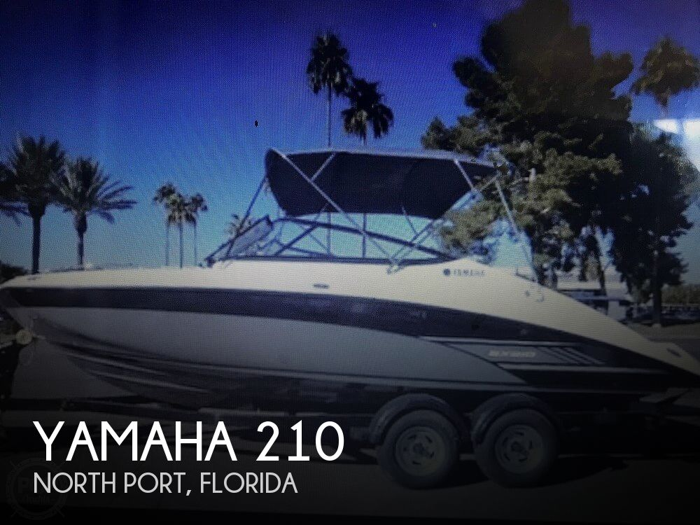 Used Yamaha Boats For Sale in Florida by owner | 2017 Yamaha 210