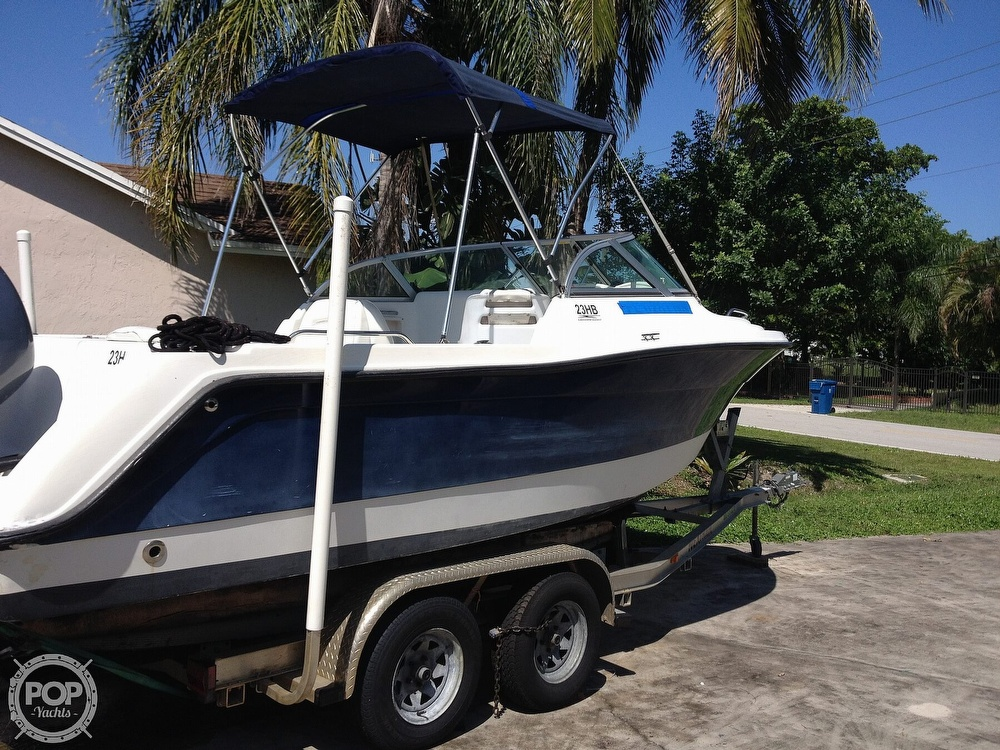 2007 Hydra-Sports boat for sale, model of the boat is 202 Dual Console & Image # 3 of 41
