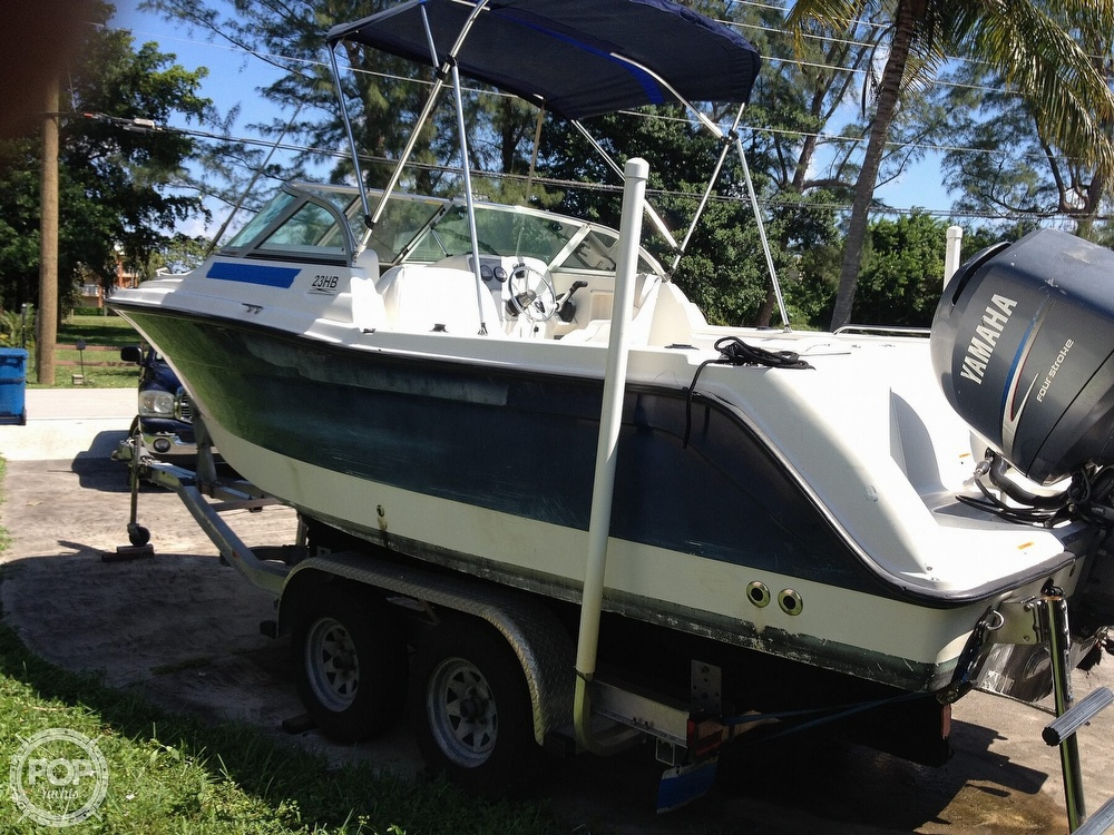 2007 Hydra-Sports boat for sale, model of the boat is 202 Dual Console & Image # 6 of 41