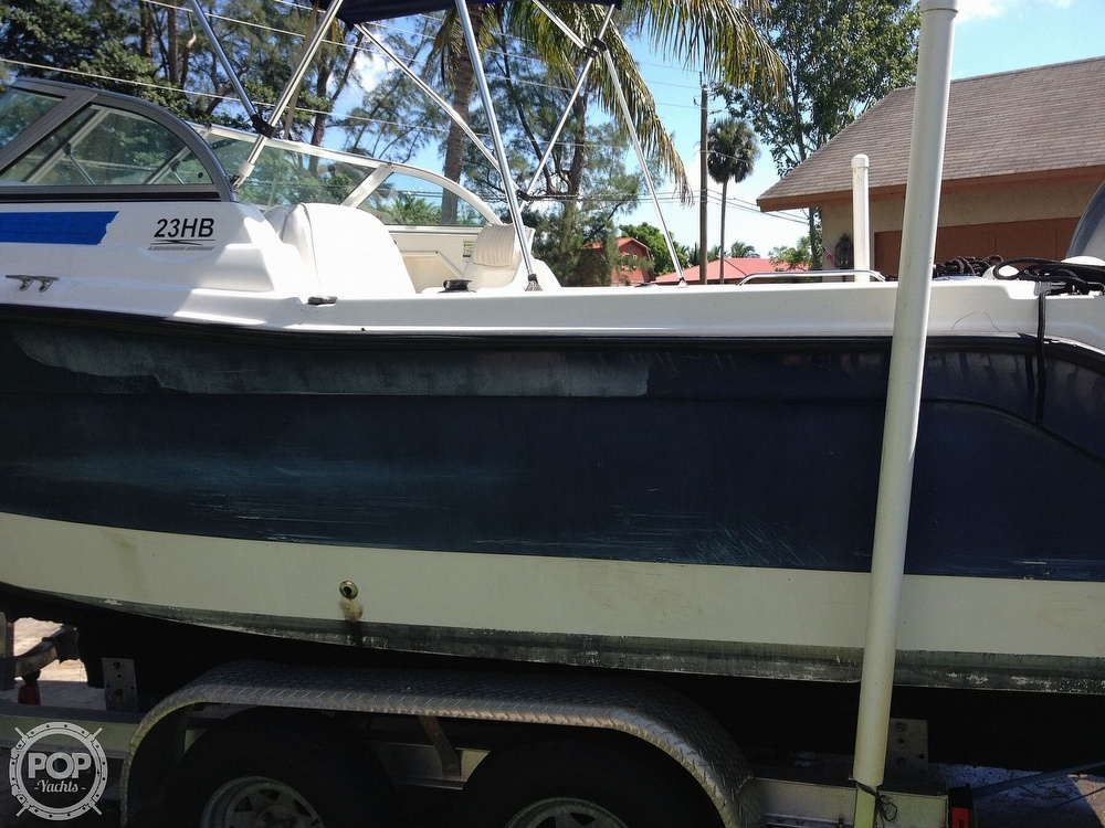 2007 Hydra-Sports boat for sale, model of the boat is 202 Dual Console & Image # 7 of 41