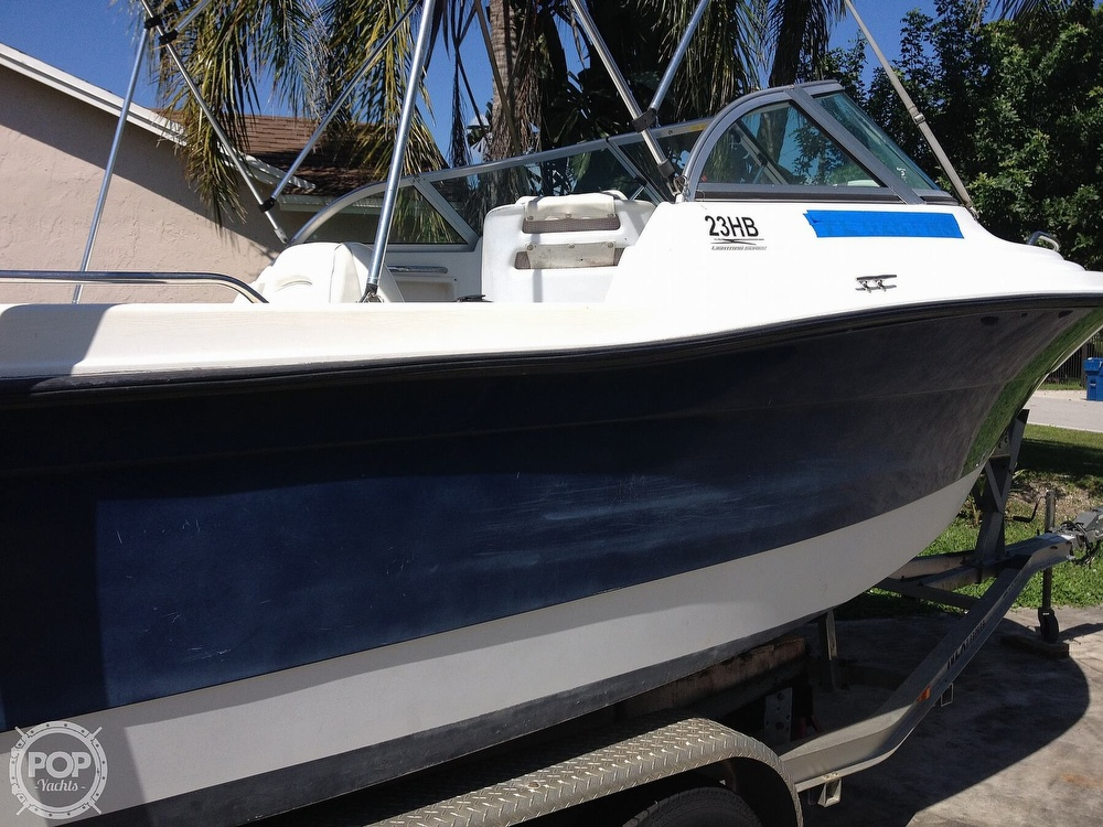 2007 Hydra-Sports boat for sale, model of the boat is 202 Dual Console & Image # 8 of 41