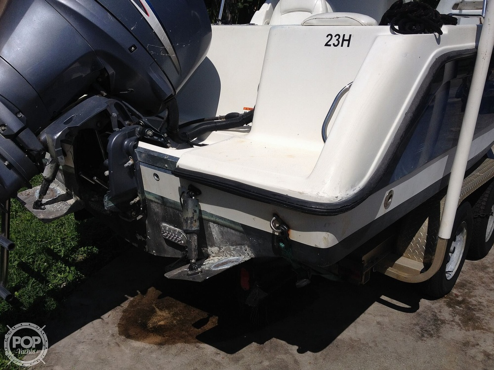 2007 Hydra-Sports boat for sale, model of the boat is 202 Dual Console & Image # 9 of 41