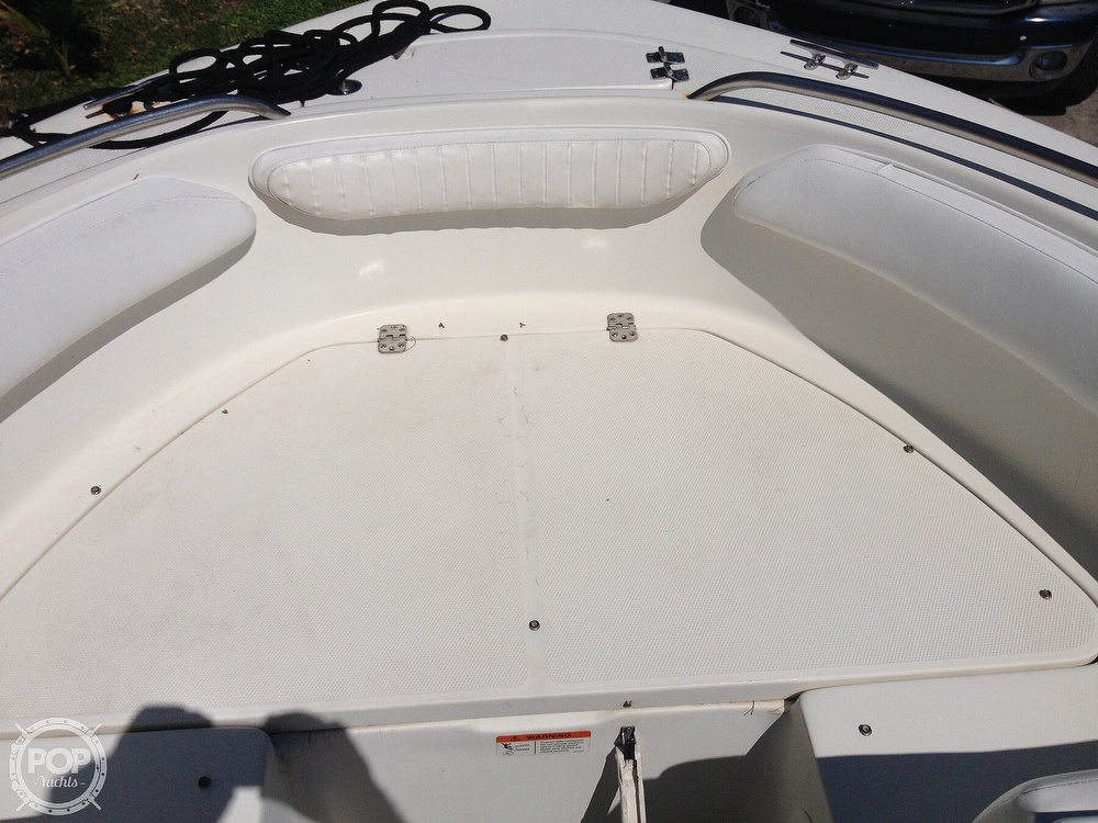 2007 Hydra-Sports boat for sale, model of the boat is 202 Dual Console & Image # 18 of 41