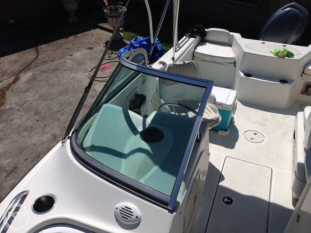 2007 Hydra-Sports boat for sale, model of the boat is 202 Dual Console & Image # 23 of 41
