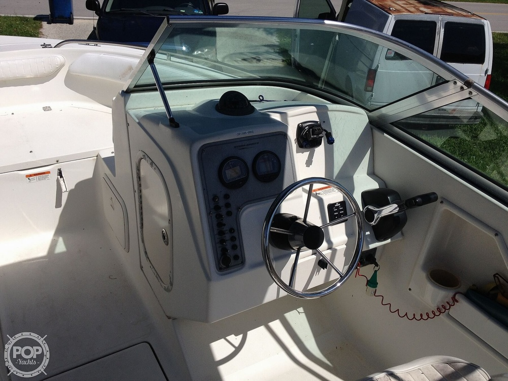 2007 Hydra-Sports boat for sale, model of the boat is 202 Dual Console & Image # 34 of 41