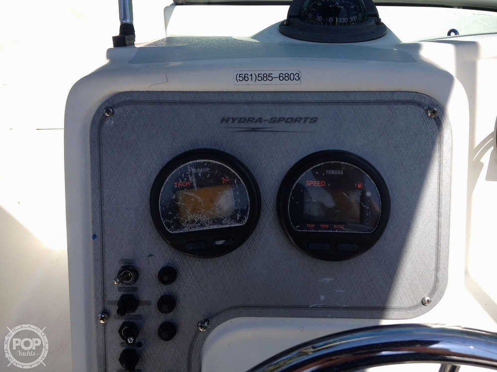 2007 Hydra-Sports boat for sale, model of the boat is 202 Dual Console & Image # 37 of 41