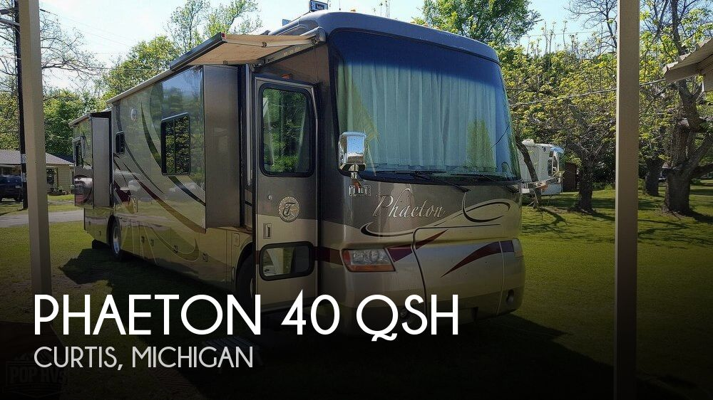 2006 Tiffin Phaeton 40