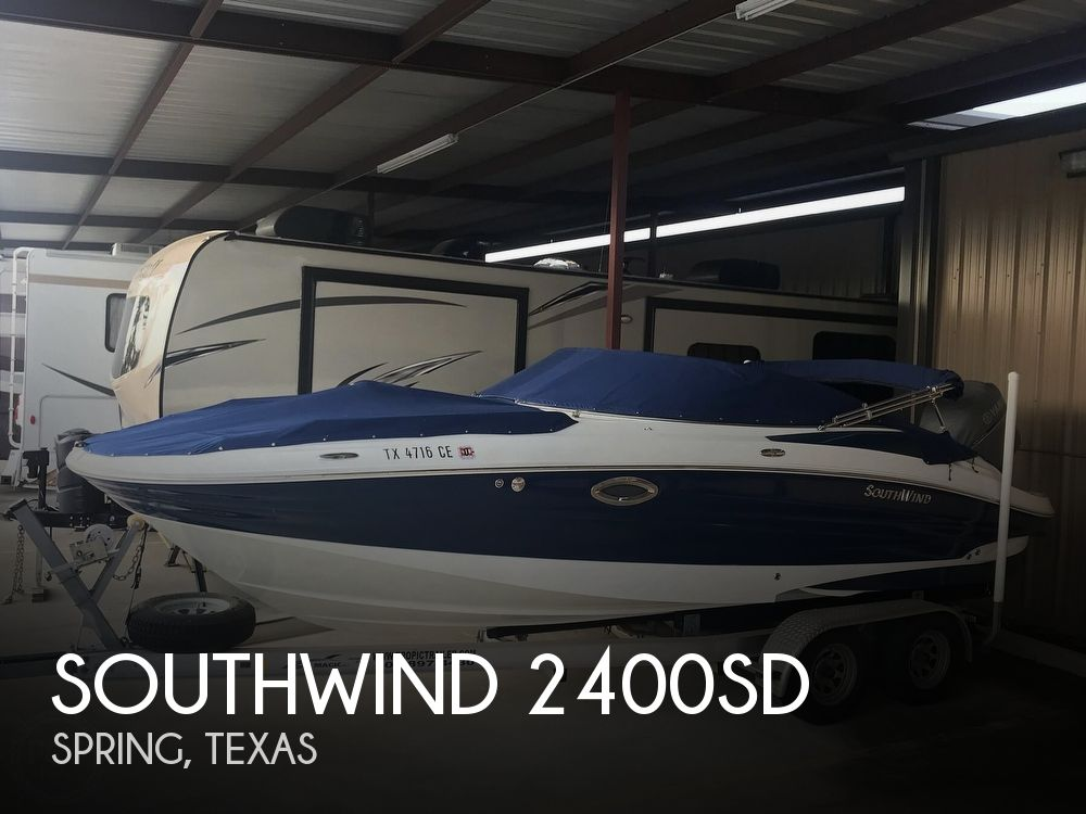 Used Deck Boats For Sale by owner | 2013 Southwind 2400SD
