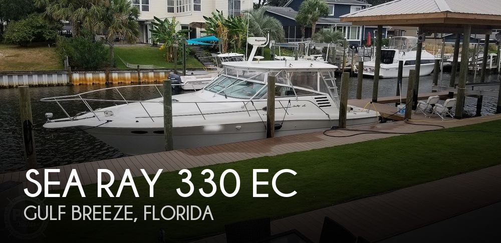 Used Sea Ray 30 Boats For Sale by owner | 1999 Sea Ray 330 EC
