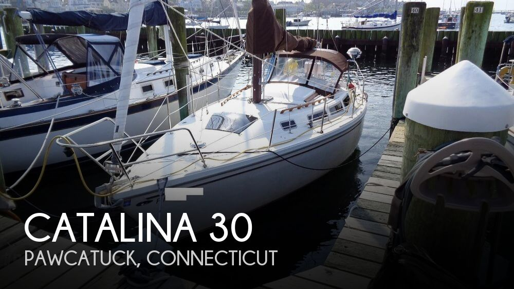 1980 CATALINA YACHTS 30 for sale