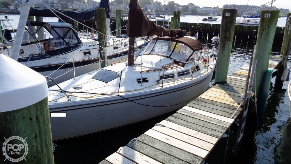 1980 Catalina Yachts boat for sale, model of the boat is 30 & Image # 2 of 40