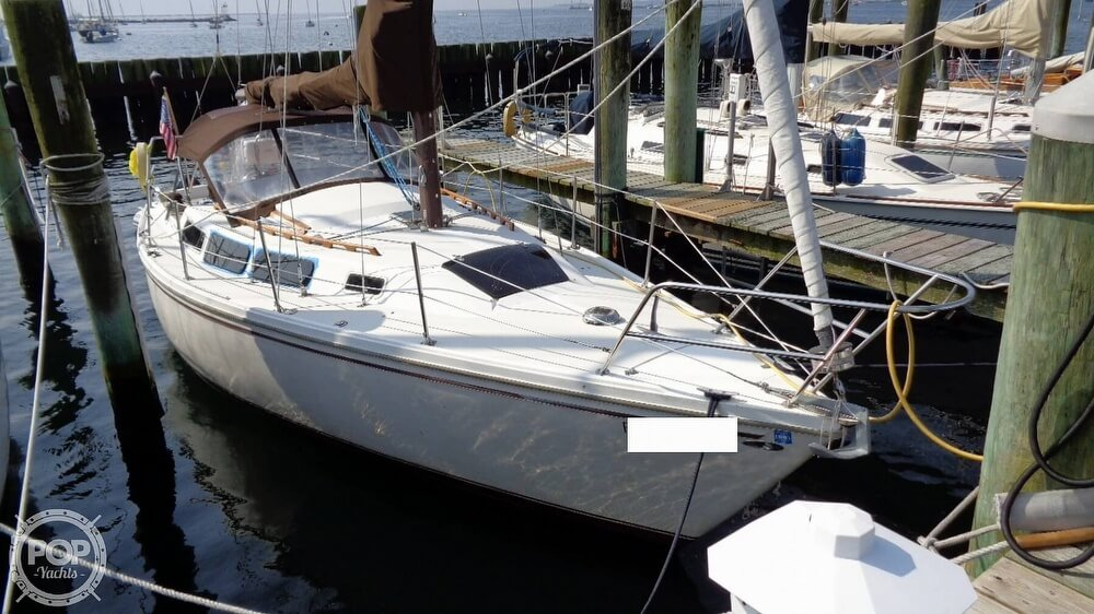 1980 Catalina Yachts boat for sale, model of the boat is 30 & Image # 3 of 40