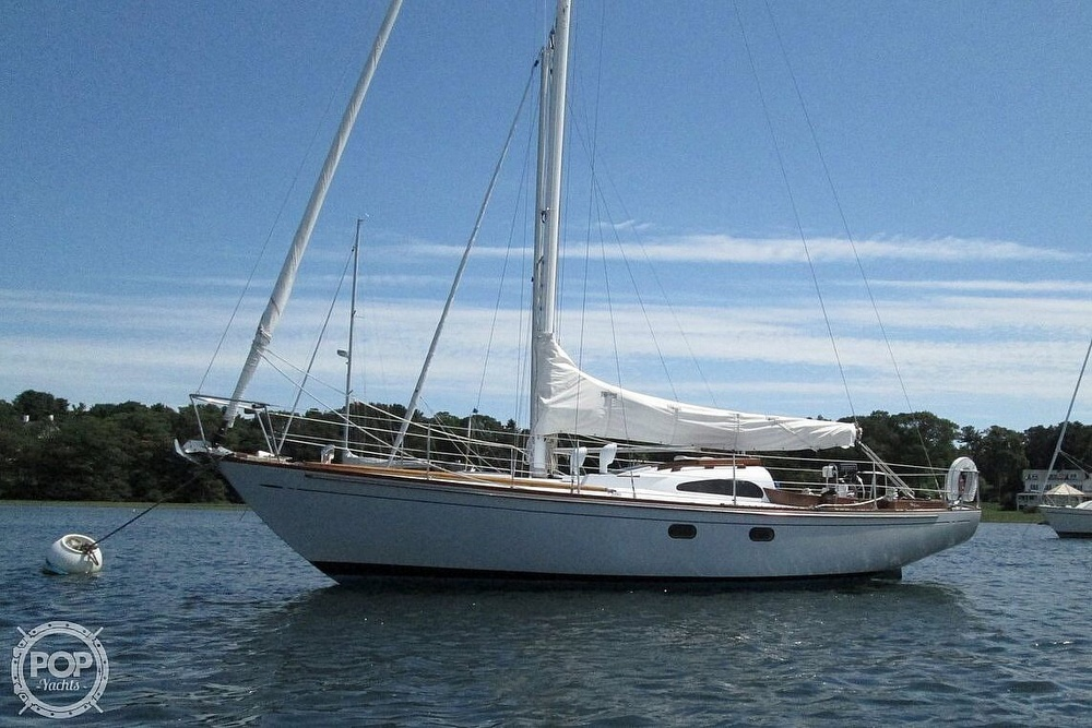1964 Le Comte boat for sale, model of the boat is 33 Medalist & Image # 17 of 22