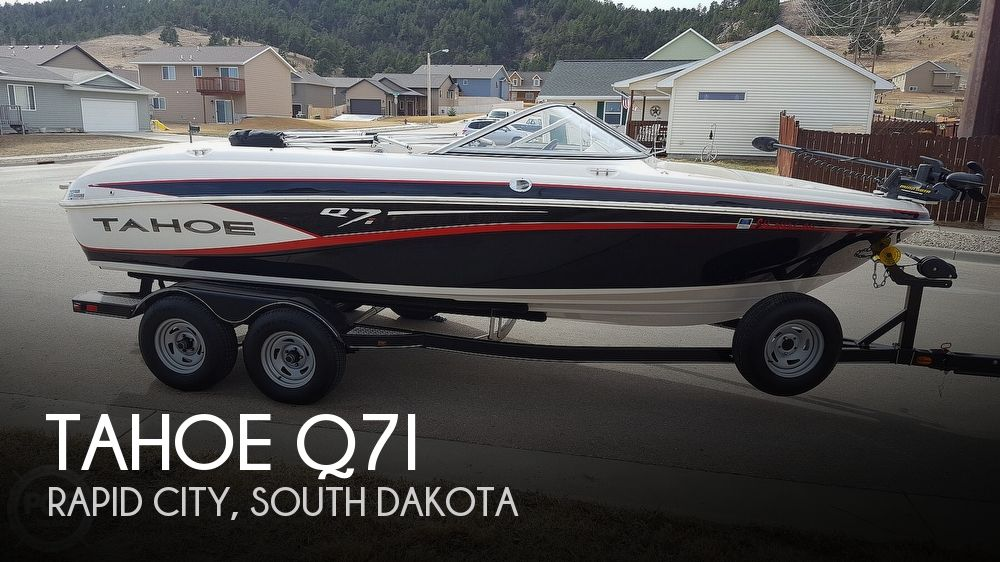 Used Boats For Sale in South Dakota by owner | 2014 Tahoe Q7i