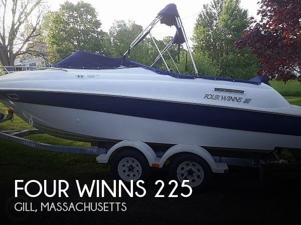 Used Four Winns sundowner Boats For Sale by owner | 2002 Four Winns 225 Sundowner