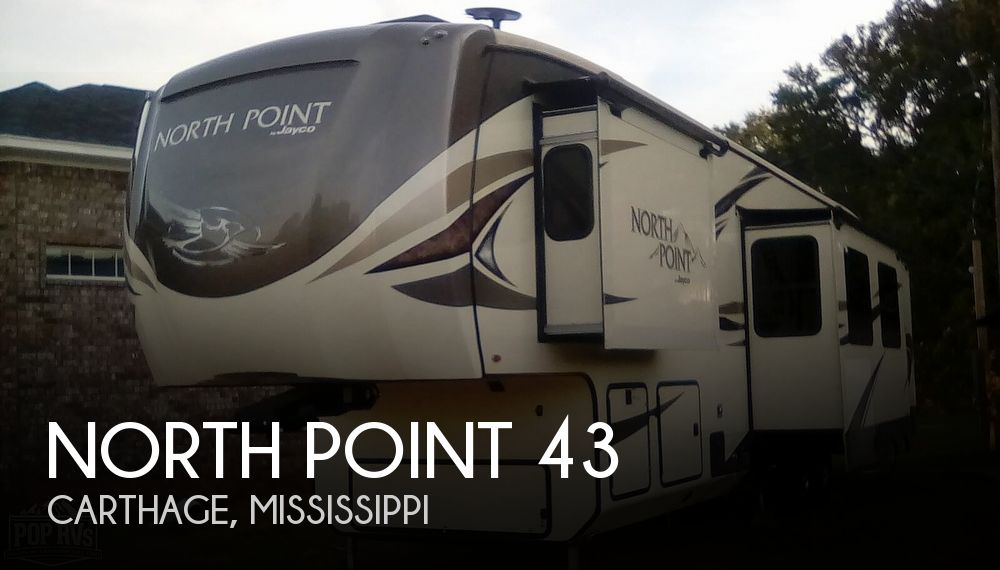 2018 Jayco North Point 43