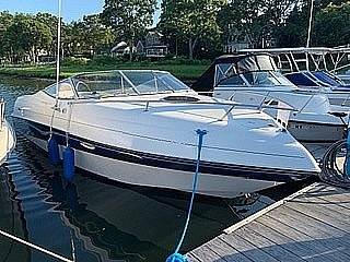 Four Winns 245 Sundowner, 24', for sale - $12,500