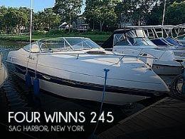 1996 Four Winns 245 Sundowner