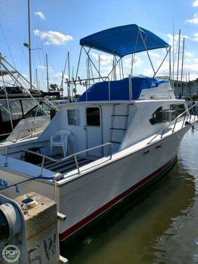 Silverton Convertible, 34', for sale - $20,750