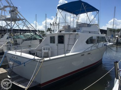 Silverton Convertible, 34', for sale
