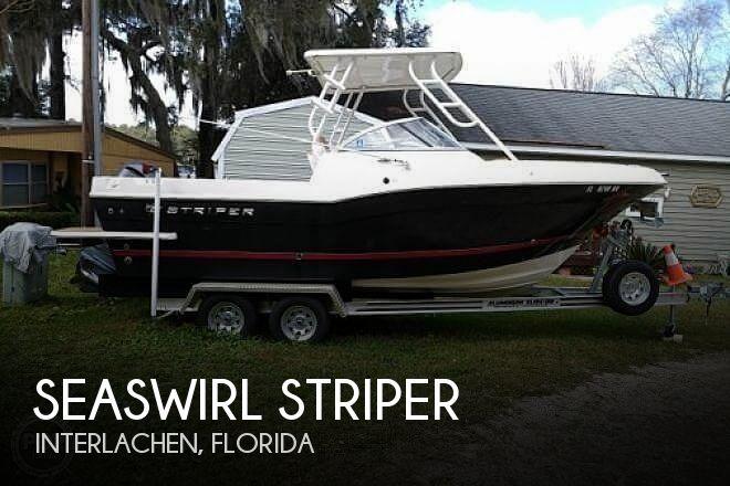 Used SEASWIRL Boats For Sale by owner | 2014 23 foot Seaswirl Striper