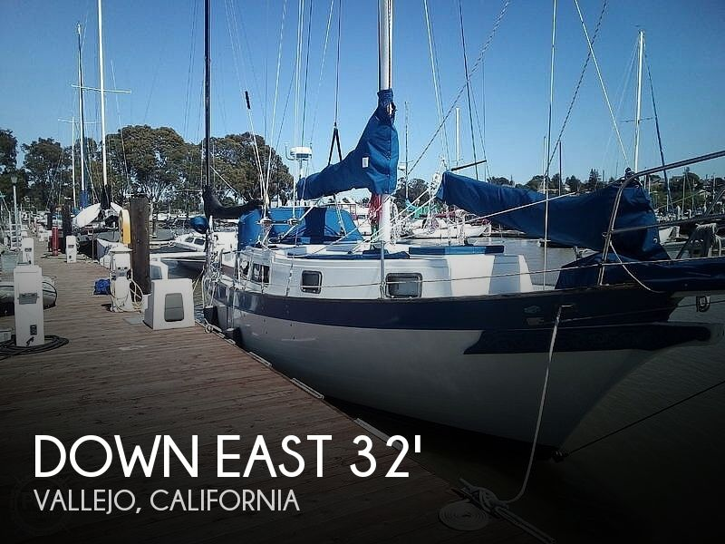 Used Down East Boats For Sale by owner | 1976 Down East 32'