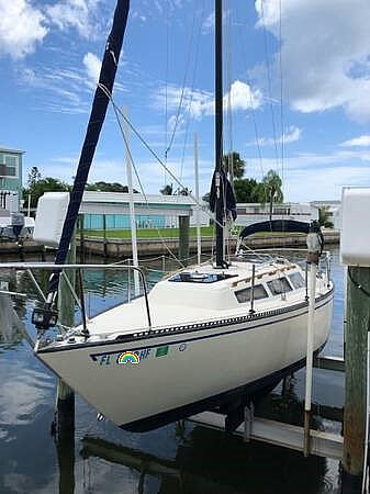 S2 Yachts 7.3, 23', for sale - $15,000