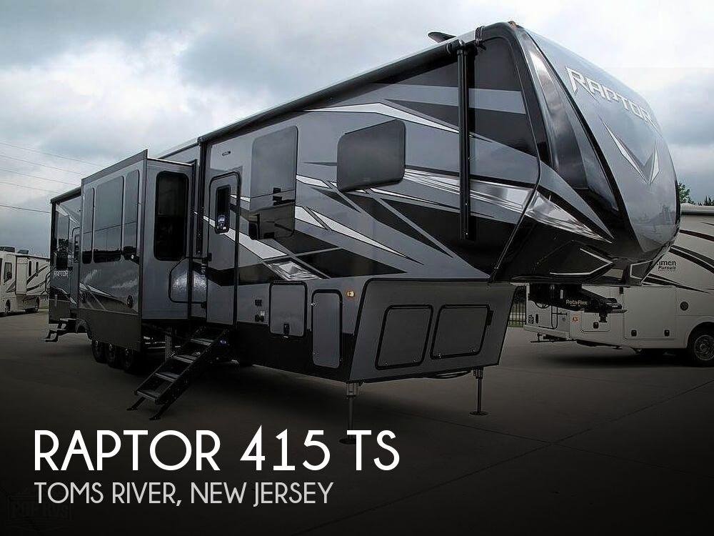 2016 Keystone Raptor 415 TS