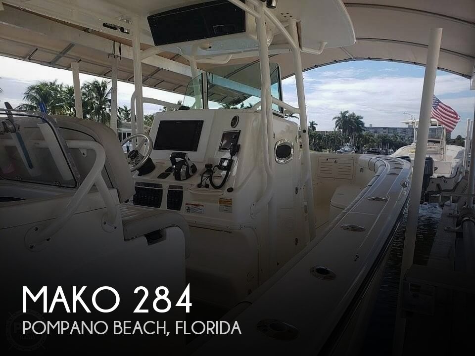 Used MAKO Boats For Sale in Florida by owner | 2016 Mako 284