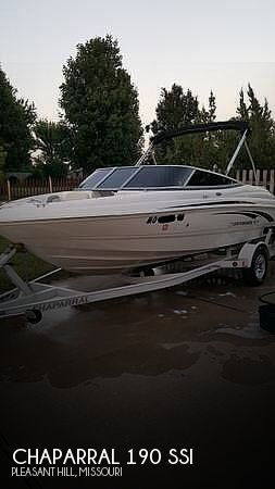 Used Chaparral 190 SSI Boats For Sale by owner | 2007 Chaparral 190 SSI
