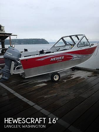 Used HewesCraft Boats For Sale by owner | 2015 Hewescraft 16