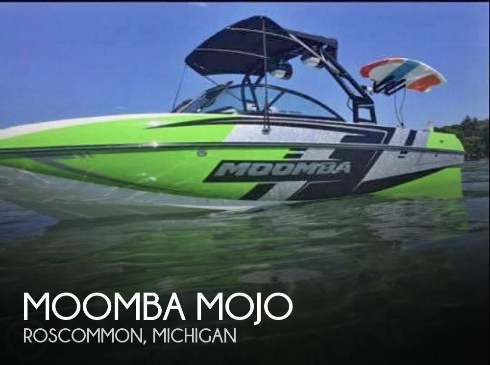 Used Moomba Boats For Sale by owner | 2016 23 foot Moomba Mojo