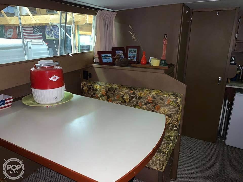 1966 Chris Craft boat for sale, model of the boat is 37 Constellation & Image # 10 of 40