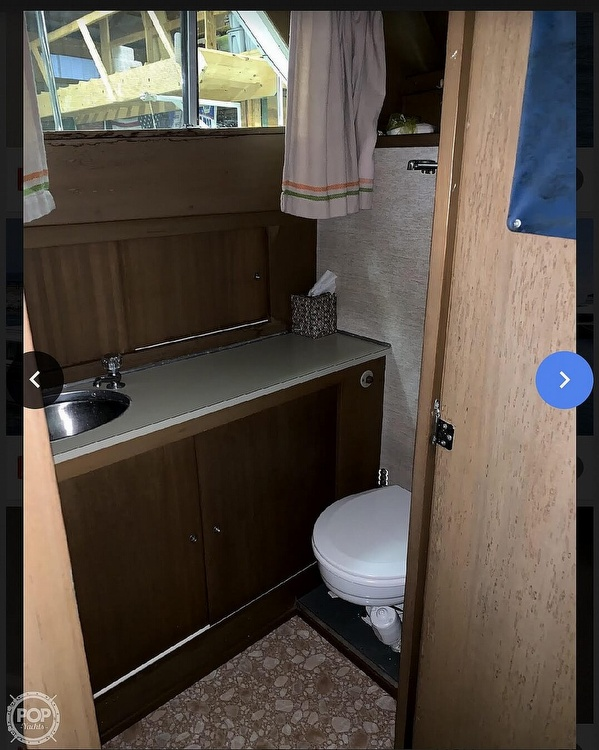 1966 Chris Craft boat for sale, model of the boat is 37 Constellation & Image # 28 of 40