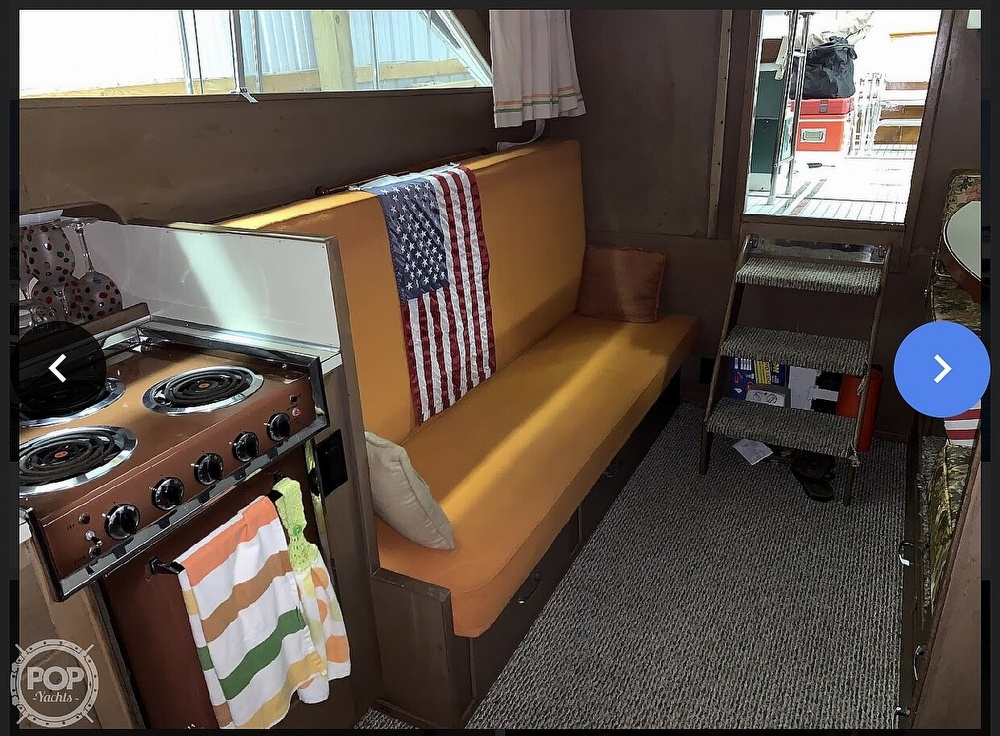 1966 Chris Craft boat for sale, model of the boat is 37 Constellation & Image # 33 of 40