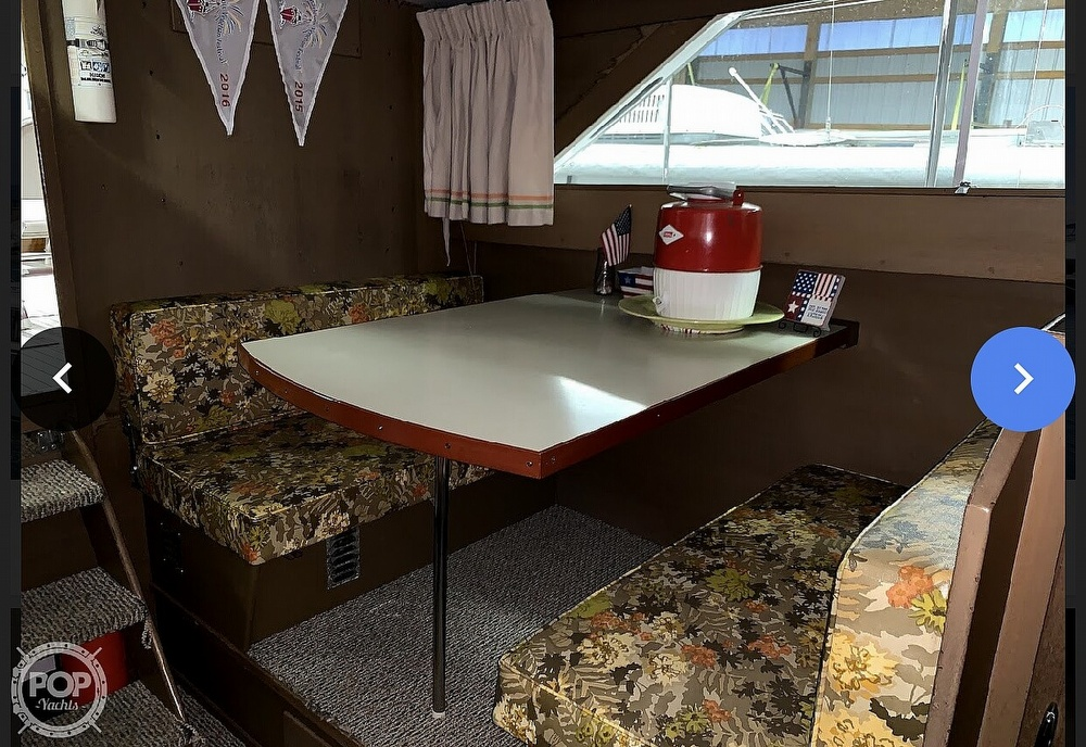 1966 Chris Craft boat for sale, model of the boat is 37 Constellation & Image # 34 of 40