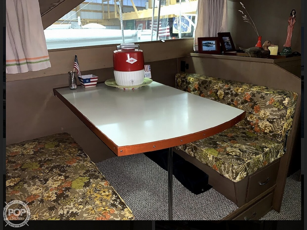 1966 Chris Craft boat for sale, model of the boat is 37 Constellation & Image # 35 of 40