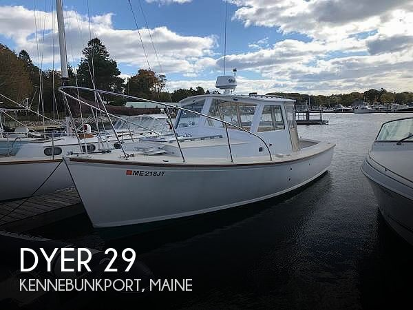 Used Dyer Boats For Sale by owner | 1973 Dyer 28