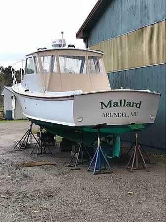 1973 Dyer boat for sale, model of the boat is 29 & Image # 2 of 40