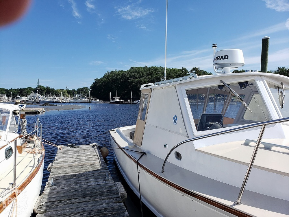 1973 Dyer boat for sale, model of the boat is 29 & Image # 13 of 40