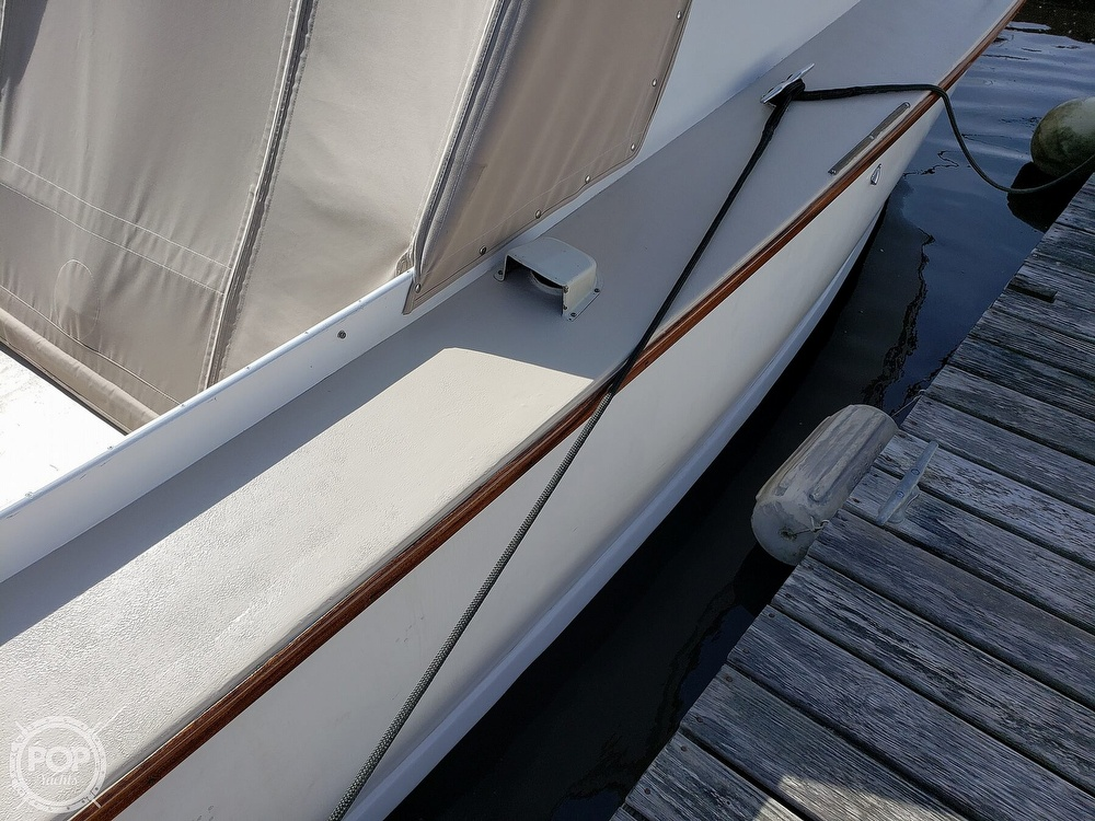 1973 Dyer boat for sale, model of the boat is 29 & Image # 20 of 40