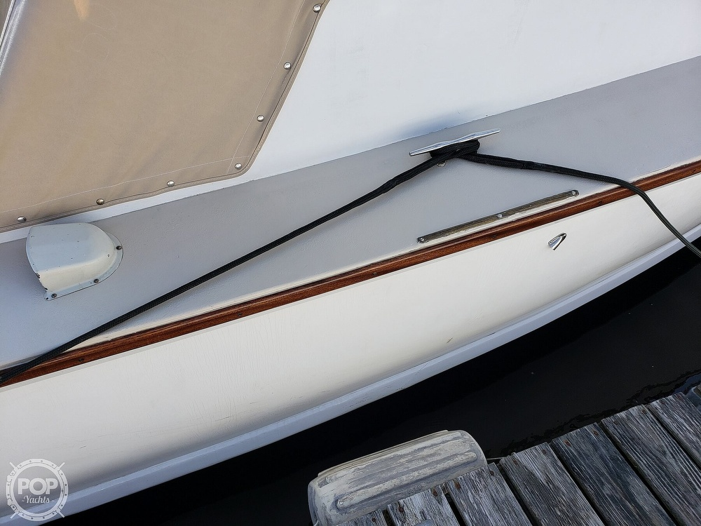 1973 Dyer boat for sale, model of the boat is 29 & Image # 21 of 40