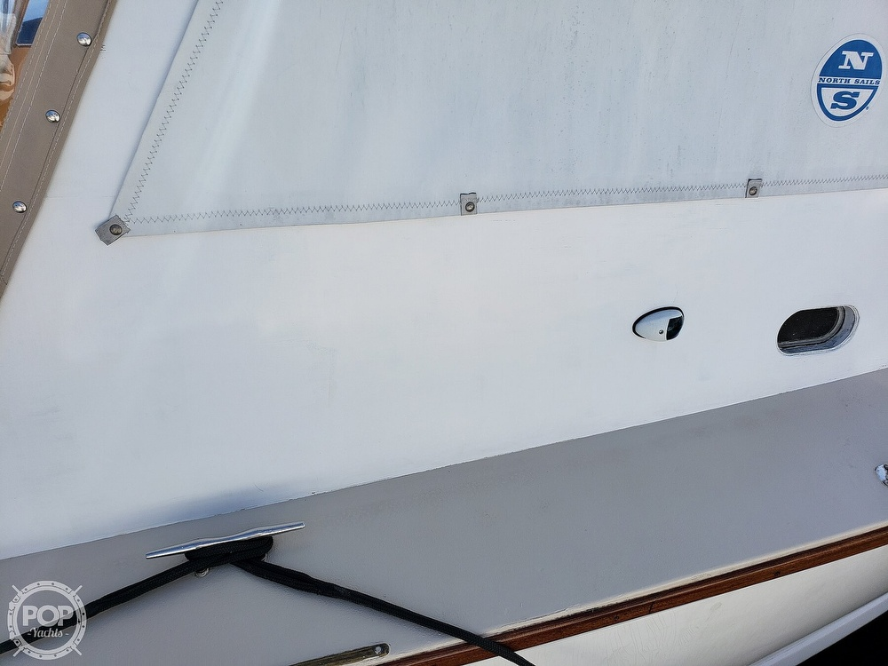 1973 Dyer boat for sale, model of the boat is 29 & Image # 22 of 40