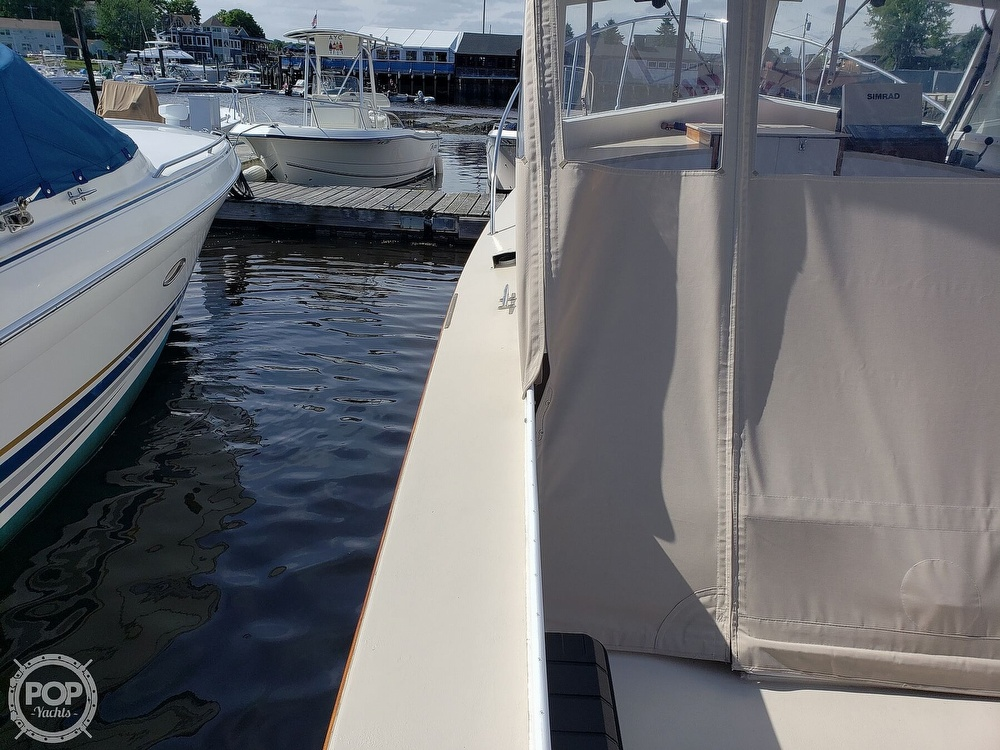 1973 Dyer boat for sale, model of the boat is 29 & Image # 31 of 40